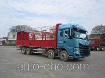 Chenglong LZ5312CCYH7FB stake truck