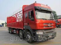 乘龙牌LZ5311CCYM5FA型仓栅式运输车