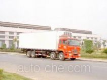Chenglong LZ5311XBX refrigerated truck