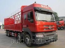 Chenglong LZ5312CCYM5FA грузовик с решетчатым тент-каркасом