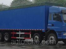 Chenglong LZ5312XXYPPEL soft top box van truck