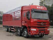 Chenglong LZ5313CCYQELA грузовик с решетчатым тент-каркасом