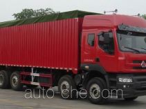 Chenglong LZ5313CPYM5EA soft top box van truck