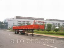 Chenglong LZ9340 dropside trailer