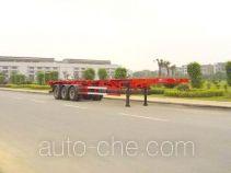 乘龙牌LZ9400TJZG型集装箱半挂牵引车