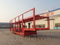Luxuda LZC9200TCL vehicle transport trailer