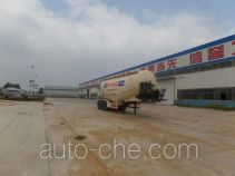 Luxuda LZC9400GFL medium density bulk powder transport trailer