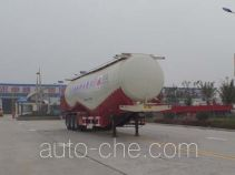 Luxuda LZC9401GFLD low-density bulk powder transport trailer
