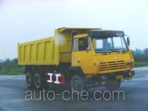 迅力牌LZQ3240型自卸汽车