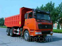迅力牌LZQ3250F32型自卸汽车