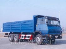 迅力牌LZQ3250ZZC型自卸汽车