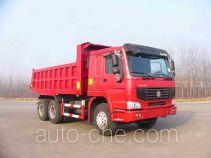 迅力牌LZQ3251T36/A型自卸汽车