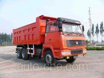 迅力牌LZQ3253ZZH型自卸汽车