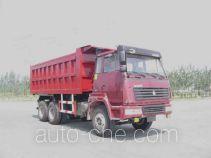 迅力牌LZQ3258ZZH型自卸汽车