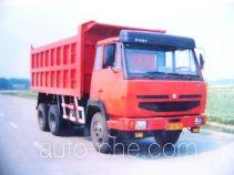 迅力牌LZQ3259型自卸汽车
