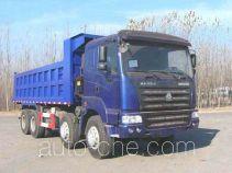 迅力牌LZQ3310ZPQ30Y型自卸汽车