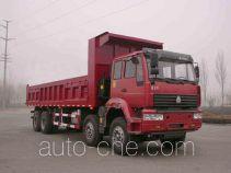 迅力牌LZQ3310ZSQ46Z型自卸汽车