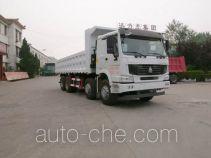 迅力牌LZQ3311ZSQ35A型自卸汽车