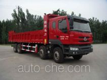 迅力牌LZQ3311ZSQ47E型自卸汽车