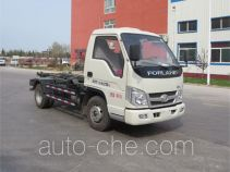 Xunli LZQ5040ZXX26B detachable body garbage truck