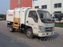迅力牌LZQ5040ZZZ26B型自装卸式垃圾车