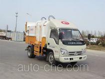 迅力牌LZQ5040ZZZ28B型自装卸式垃圾车