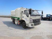 迅力牌LZQ5080ZZZ33B型自装卸式垃圾车