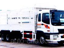迅力牌LZQ5201CLXY型仓栅式运输车