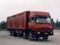 Xunli LZQ5244XXY box van truck