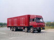 Xunli LZQ5245XXY box van truck
