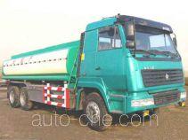 迅力牌LZQ5250GHY型化工液体运输车