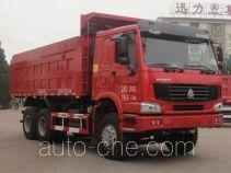 迅力牌LZQ5250ZLJQ41A型自卸式垃圾车