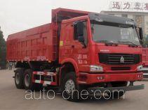 迅力牌LZQ5251ZLJQ38A型自卸式垃圾车
