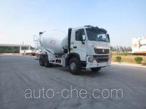 迅力牌LZQ5254GJB404HD型混凝土搅拌运输车