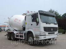 迅力牌LZQ5254GJB40AD型混凝土搅拌运输车