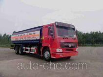 迅力牌LZQ5257GHY型化工液体运输车