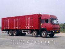 Xunli LZQ5290XXY box van truck