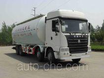 迅力牌LZQ5311GFLB型粉粒物料运输车
