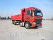 迅力牌LZQ5311ZLJQ35G型自卸式垃圾车