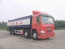 迅力牌LZQ5312GHY型化工液体运输车