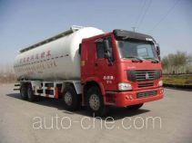 迅力牌LZQ5316GFLB型粉粒物料运输车