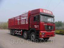 迅力牌LZQ5317CLY型仓栅式运输车
