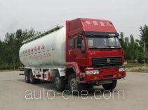 迅力牌LZQ5317GFLB型粉粒物料运输车