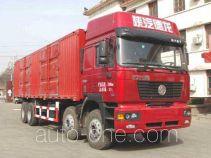 迅力牌LZQ5317XXY型厢式运输车