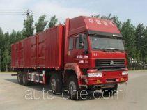 迅力牌LZQ5318XXY型厢式运输车