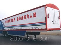 Xunli LZQ9190XWT mobile stage trailer