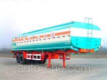 迅力牌LZQ9231GYY型运油半挂车