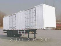 Xunli LZQ9270XXY box body van trailer