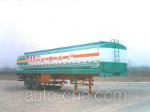 迅力牌LZQ9282GYY型运油半挂车