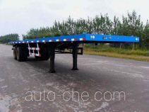 迅力牌LZQ9290TJZ型集装箱半挂牵引车